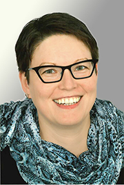 Dr. Ina Schaefer, Intitutsleitung